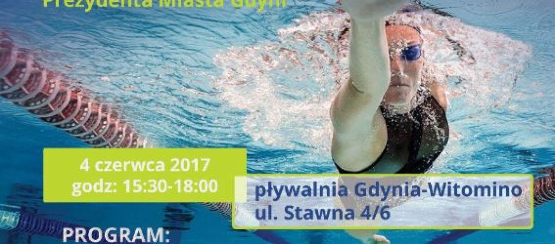 ZAWODY PŁYWACKIE  GDYNIA SWIM EVENT 2017